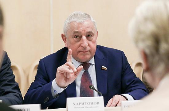 Харитонов: развитие Севморпути открывает уникальные возможности для России