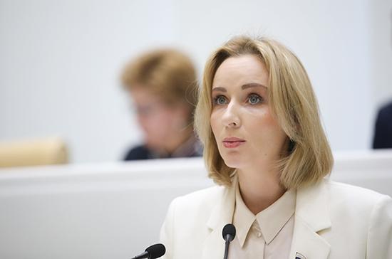 Сенатор предложила интернатам разработать «дорожные карты» по возвращению детей в семьи