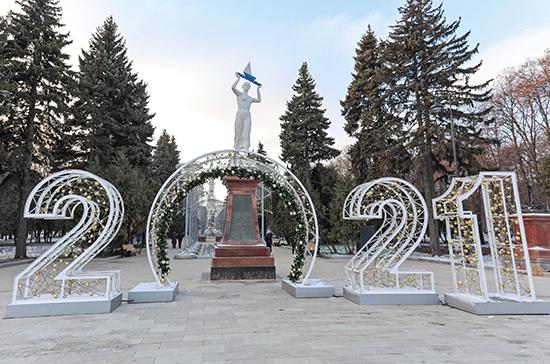В Москве не планируют вводить ограничений на Новый год