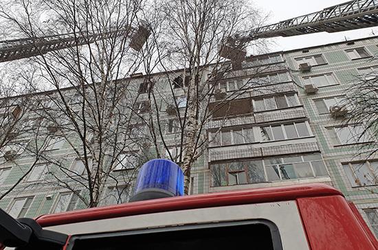 В МЧС назвали частые причины пожаров на Новый год