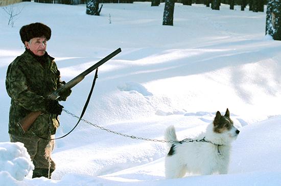 Охоту на редких животных разрешат в исключительных случаях