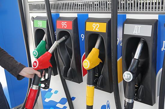 Песков: цены на бензин не вызывают беспокойства