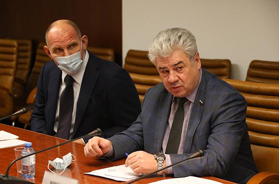 Бондарев: России необходимо в ускоренном темпе создавать паритет в космосе