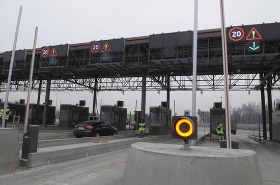 За неоплаченный проезд по платным дорогам могут ввести штрафы