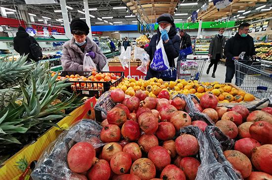 В Подмосковье сформируют рабочую группу по мониторингу цен на продукты