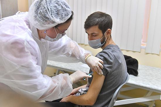В Крыму начинается вакцинация от COVID-19