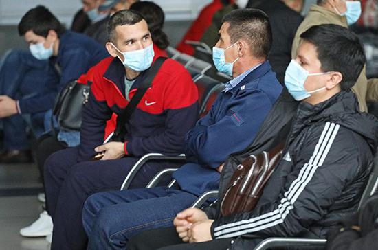 В России истекает срок действия документов иностранцев
