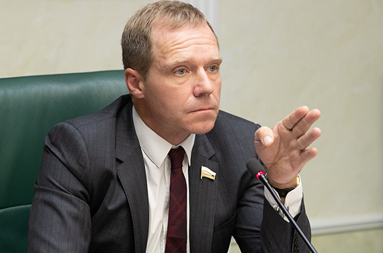 Кутепов: сенаторы продолжат следить за строительством космодрома Восточный