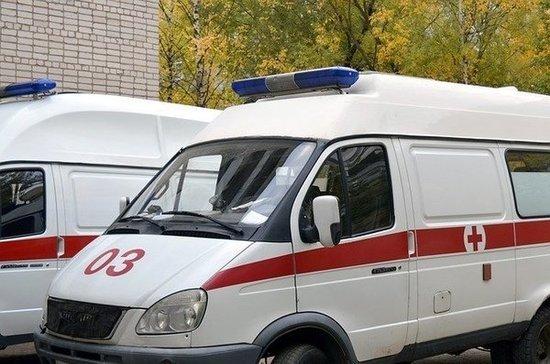 При взрыве в многоквартирном доме в Красноярске пострадали два человека