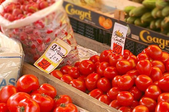Россия разрешит ввоз томатов с одного из азербайджанских предприятий