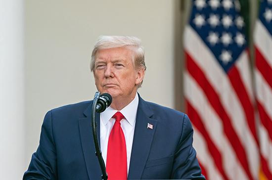 Трамп объяснил свое поражение на президентских выборах