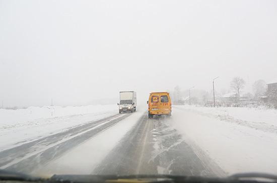 Для Крыма и Севастополя введут особый порядок выбора подрядчика для содержания дорог