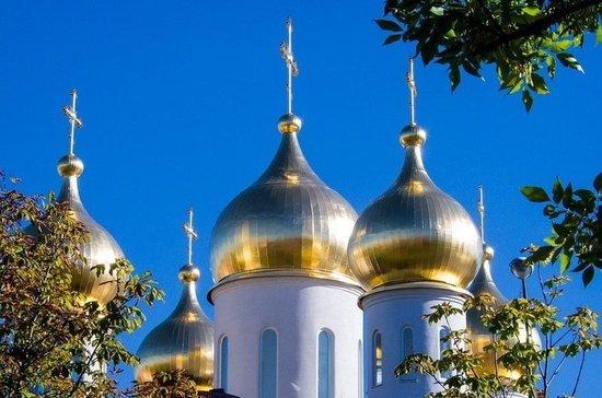 Когда построили первую каменную церковь на Руси