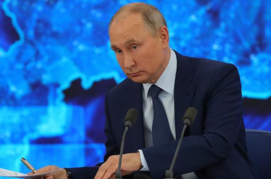 Белорусскую оппозицию поддерживают зарубежные силы, считает Путин
