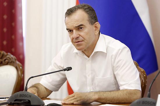 Глава Кубани: водоснабжение Геленджика и Новороссийска улучшится в 2021 году