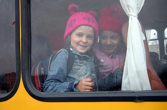 Школам Майкопа передали 12 автобусов