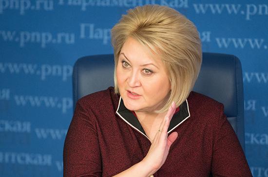 Гумерова предложила закрепить за детьми право изучать родные языки