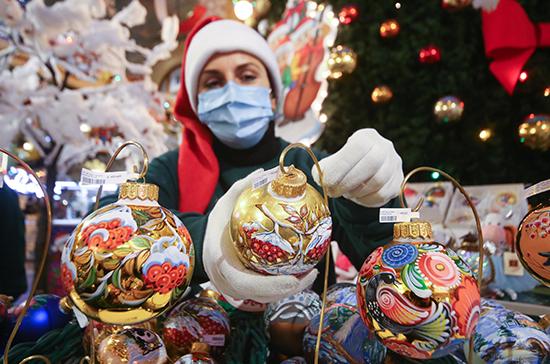 В Италии будут отмечать Рождество и Новый год в условия режима «красной зоны»