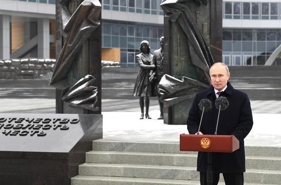 Президент поздравил сотрудников органов безопасности с профессиональным праздником
