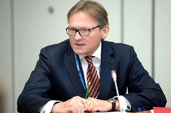 Титов предложил изменить подход к финансированию строительства жилья