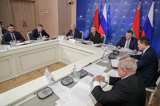 Володин назвал недопустимым иностранное вмешательство в дела Белоруссии