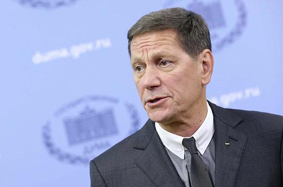 Жуков: Госдума практически полностью выполнила план реализации Послания Президента