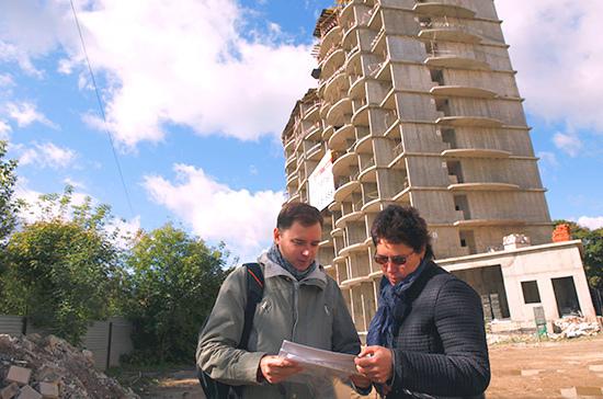 В Госдуме будут добиваться дополнительных денег на дома для дольщиков