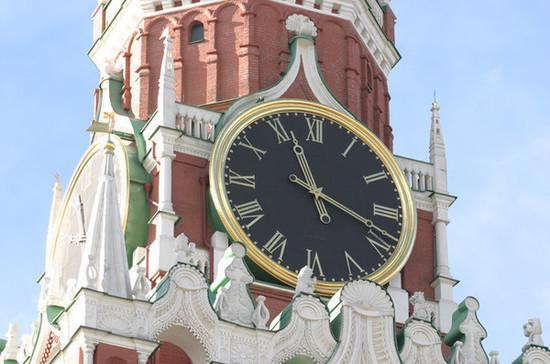 Волгоградскую область перевели на московское время