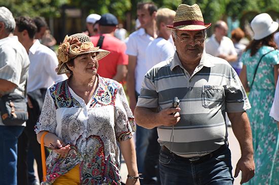 Пенсионерам-северянам могут компенсировать часть проезда на отдых за рубежом