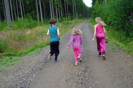 В Петербурге рассказали о поиске пропавших детей
