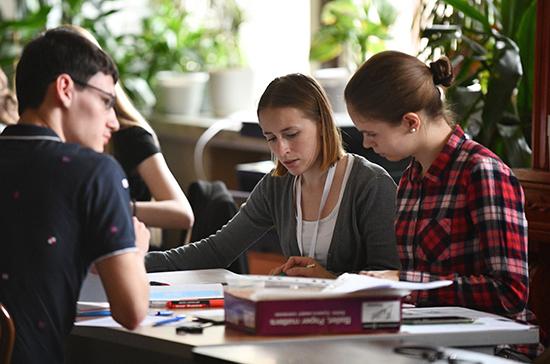 В Минобрнауки готовы помочь студентам с трудоустройством