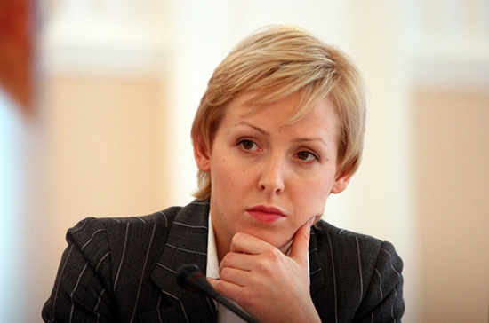 Наталия Фоменко возглавила департамент Минфина