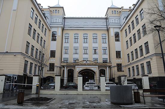 ОП выступила за введение института «распределённой опеки»