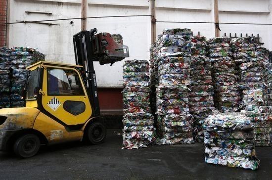 Депутаты ждут от кабмина проект об обязанности производителей отвечать за переработку отходов