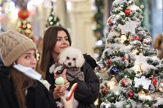 В Ростовской области 31 декабря объявили выходным днём