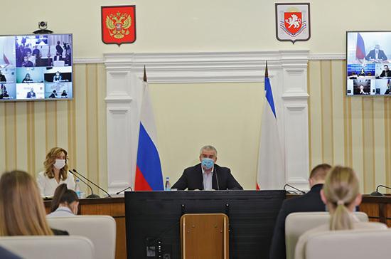 Аксёнов не исключил появления новых лиц среди кандидатов в депутаты Госдумы от Крыма