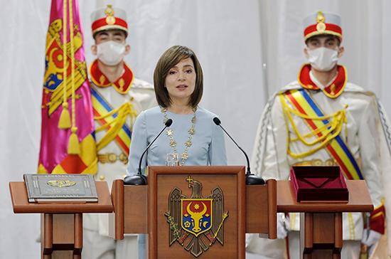 У Молдавии появился новый президент