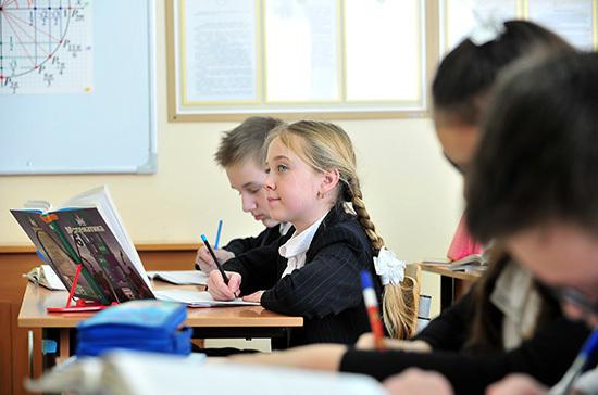 Некоторым школам предлагают дать статус этнокультурных