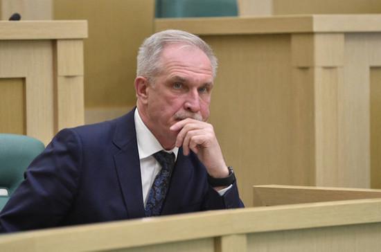 Губернатор Ульяновской области заразился коронавирусом