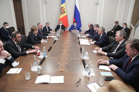 Володин: Россия против двойных стандартов, которые Европа применяет к Молдавии