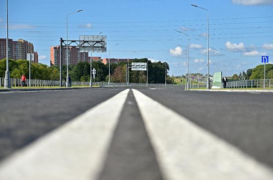 На развитие дорожной инфраструктуры в Петербурге выделили почти миллиард рублей