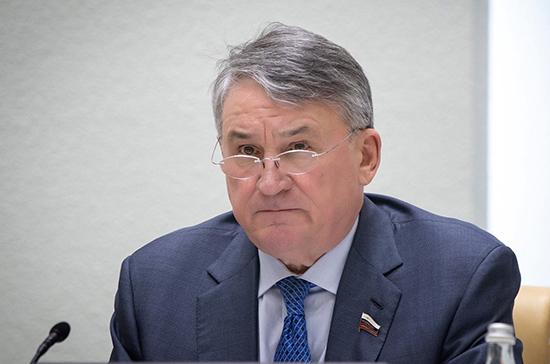 Воробьёв рассказал о прототипе МЧС