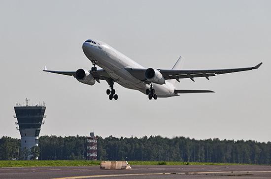Китай временно приостанавливает авиасообщение с Великобританией
