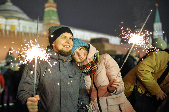 Синоптик спрогнозировал погоду в новогоднюю ночь в Москве