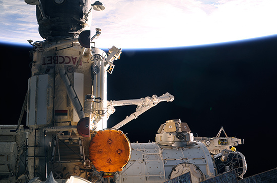 Судьбу МКС решат в первом квартале 2021 года