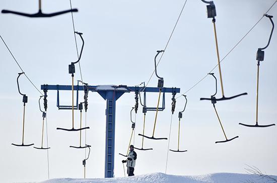 В Австрии начался горнолыжный сезон, несмотря на локдаун