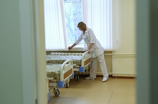 Больницам в Крыму продлили возможность работы без лицензий