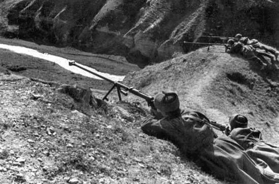 Оборона Кавказа завершилась 78 лет назад