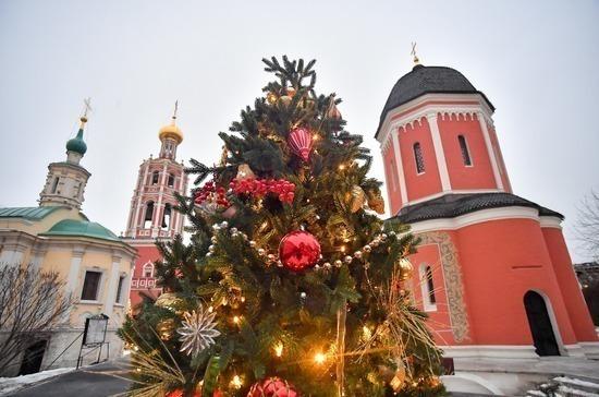 Синоптики рассказали о погоде в Москве на Рождество