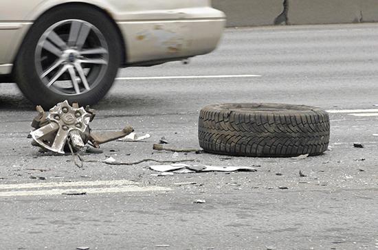 Восемь человек погибли в результате ДТП в Туве